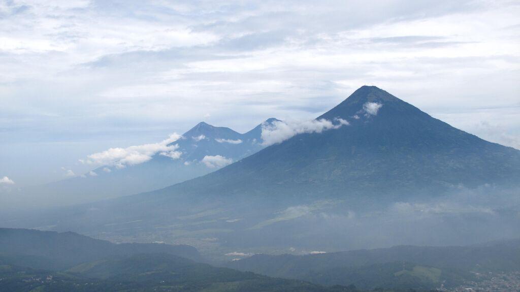 Vulcoes Guatemala